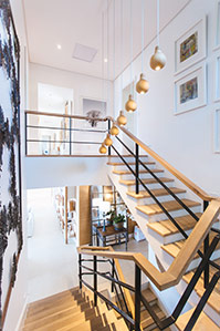 Property staircase