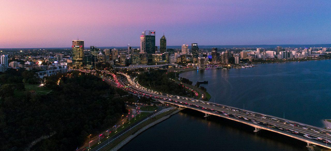 Perth City WA